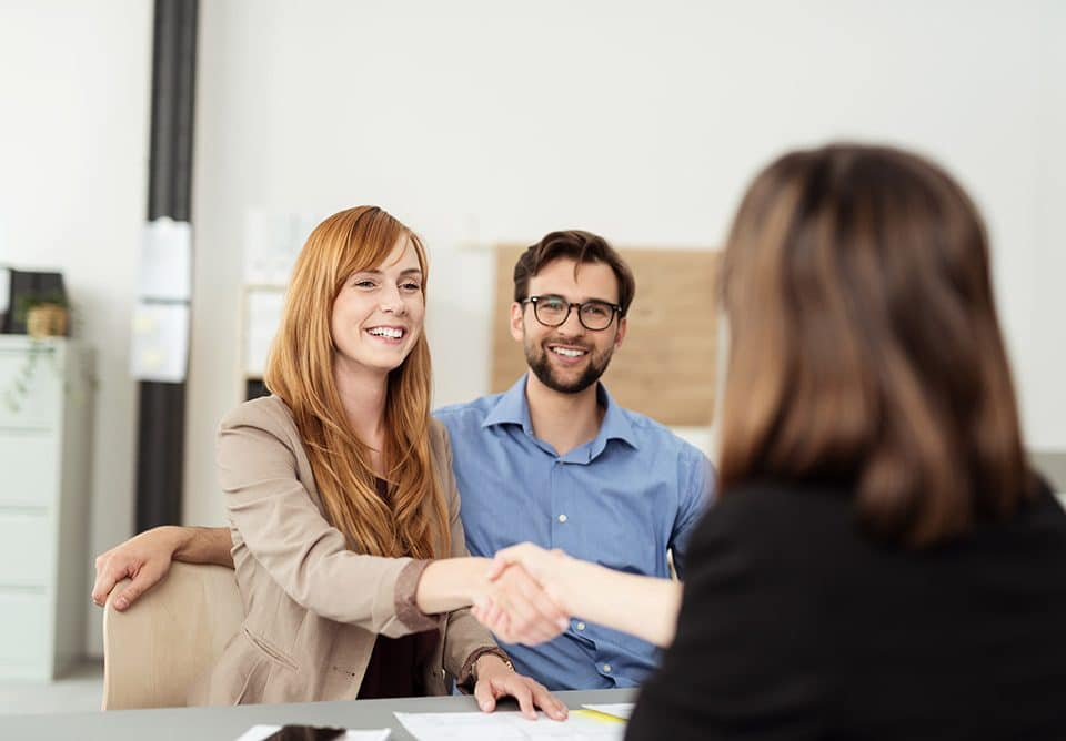 Getting a mortgage broker