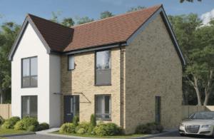 Bellway Homes Wavendon View development Milton Keynes