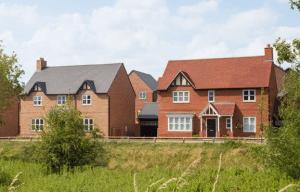 Bloor Homes Winslow Grange Development